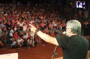 Festival de las Tres Fronteras: mucho público en el primer día de proyecciones; Closs participará del homenaje a Ramón Ayala