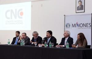 Red de fibra óptica de Misiones entrará en servicio parcial en 2015