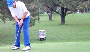 Golf: Báez ganó el Juan Navarro SAM