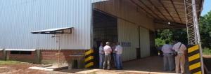 Comenzará a funcionar un Centro de Recepción de Envases Vacíos de Agroquímicos