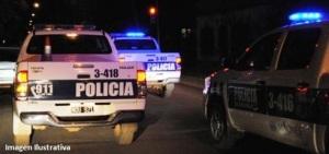 Siniestro vial dejó un lesionado en Villa Bonita