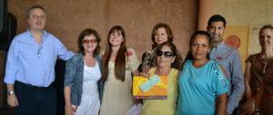 Iguazú: Passalacqua entregó los premios a los artesanos en la FAM