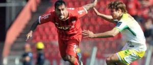 Independiente evitó la derrota ante Defensa y Justica en el último minuto