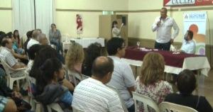 En Eldorado firmaron un convenio para construir una casa terapéutica para personas con problemas de adicciones