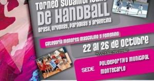 Por primera vez Misiones será sede del Sudamericano de Handball