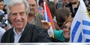 Gana el Frente Amplio en Uruguay, pero habrá ballotage entre Vázquez y Lacalle Pou