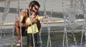 Calor en casi todo el país: hubo temperaturas de más de 30° en 17 provincias