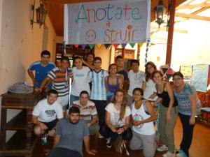 TECHO convoca a voluntarios para construir viviendas de emergencia en Posadas
