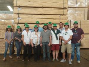 Misiones y Corrientes tienen una atractiva oferta de madera de pino para Ecuador y Costa Rica