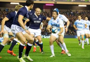 Los Pumas cayeron con Escocia