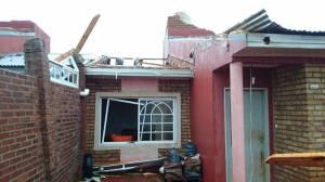 """""""El panorama es terrible"""" afirmó una habitante del barrio Malvinas Argentinas de San Vicente"""