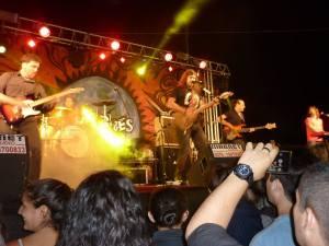 La Mancha de Rolando agitó la Fiesta del Mate en Santo Pipó