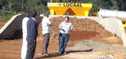 Quieren poner en funcionamiento la planta asfáltica de Eldorado para principios de 2015