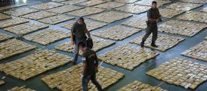 Decomiso récord de marihuana en Corrientes: 8.500 kilos