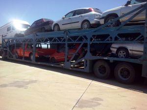 Interceptan autos que pretendían venderse en el mercado negro de Misiones