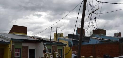 Emsa normalizó el servicio eléctrico en San Vicente