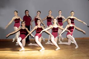 Concierto coreográfico 2014 de la Academia de Ballet de Moscú