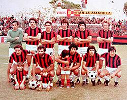 Patronato, el club más grande de Entre Ríos, que jugó un solo año en Primera y hoy sueña con volver