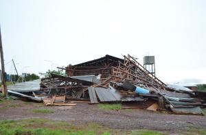 Sigue la asistencia para reparar los daños por el tornado de San Vicente