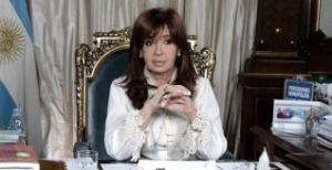 """Cristina sigue """"estable, con dieta especial y cumpliendo tratamiento"""""""