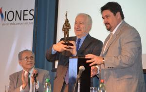 """Kliksberg: """"Misiones está avanzando muy fuertemente en el rumbo ético"""""""