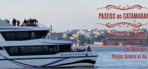 Misiones On Line sortea un paseo para dos personas en el Catamarán