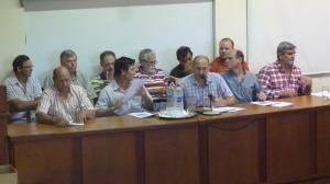 Asamblea de la APTM ratificó las expulsiones de Jair Pereira y Ari Klusener