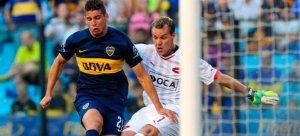 Boca se quedó con el clásico ante Independiente y lo complicó en la pelea