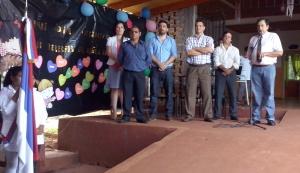 Celebraron el Día Internacional de los Derechos del Niño en la Escuela N° 933 de Campo Ramón