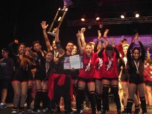 Bailarines misioneros dejaron huella en la Gran Final Sudamericana en Córdoba