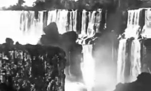 Increíble video de las Cataratas del Iguazú en 1920