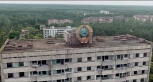 Video de la destrucción: un drone sobrevoló los fantasmas de Chernobyl