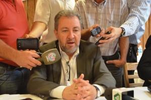 El ministro Franco aseguró que Oberá tendrá más móviles, recursos y agentes policiales
