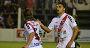 """Piñero Da Silva, goleador de Guaraní: """"Necesitábamos una alegría para nosotros y la gente"""""""