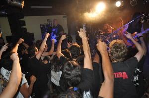 Under Fest: Los metaleros posadeños se adueñaron de la noche del domingo