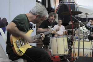 """Gustavo Rowek: """"La música puede ayudar a una persona a salir adelante en la vida"""""""