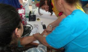 Día Mundial de la Diabetes: Concepción de la Sierra , Oberá y Puerto Rico se sumaron a las celebraciones en Misiones