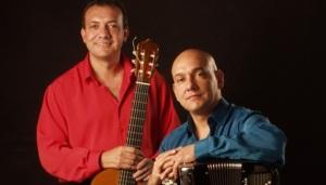 Por la Semana de la Música se presentan dos dúos en el Centro del Conocimiento