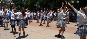 #Estudiantina2014: el Janssen, la Comercio 6, el Santa Catalina y el San Alberto son ganadores en sus categorías