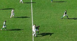 Ferro goleó 3 a 0 a Guaraní y lo hundió en el fondo de la tabla