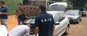 Mafia de los autos robados: indagaron a dos de los sospechosos y serían inminentes nuevas detenciones