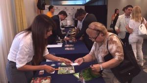 Intensa actividad de promoción del destino Misiones en Rosario