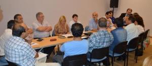 Se reúne la Mesa de Diálogo entre el Gobierno educativo y los gremios docentes
