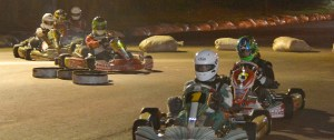 Karting: La última, será un nocturno el 7 de diciembre