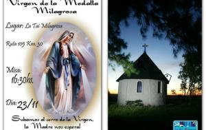 """Mañana realizarán una misa en """"La Tai Milagrosa"""""""