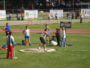 Juegos Evita: un chico de Andresito que padece parálisis cerebral, campeón nacional en lanzamiento de bala