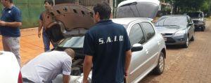 Detuvieron a un empleado público con un coche robado y un oficio judicial trucho a su nombre
