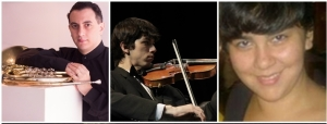 Hoy concierto ciclo de Música de Cámara de la UNaM