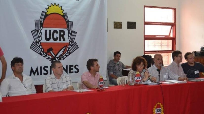 UCR Misiones: la Convención Provincial eligió sus nuevas autoridades