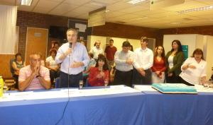 Passalaqcua participó de la entrega de más de 150 nuevas jubilaciones en Eldorado